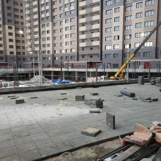 Ход строительства новостройки Гагаринский