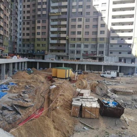 Ход строительства ЖК Гагаринский